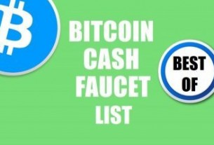 Top Bitcoin Cash Faucet List