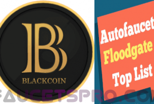 Blackcoin Autofaucet List