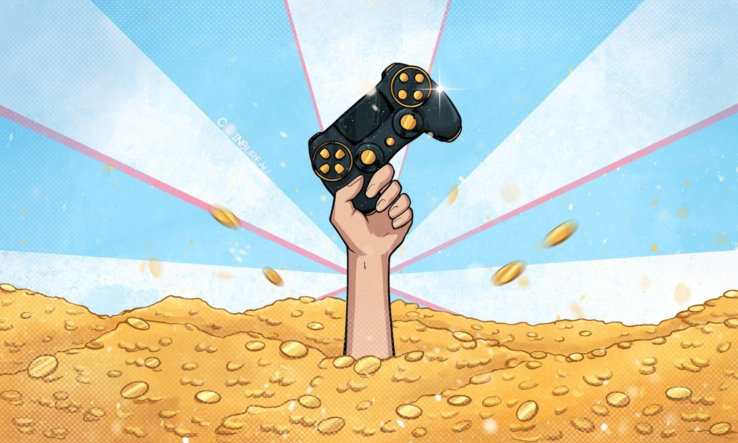 EARN Crypto by Playing Games! Top PAYING Blockchain Games!!