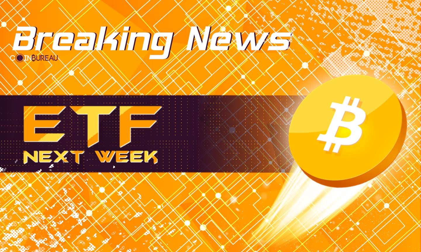 Potential for Incoming Bitcoin ETF Sends BTC to $60k