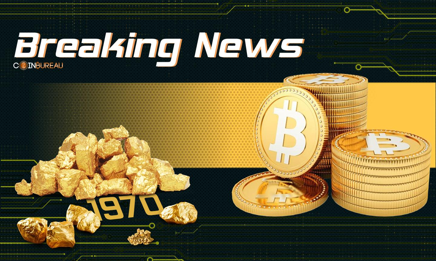 Bitcoin and Gold might be more SIMILAR than we Thought