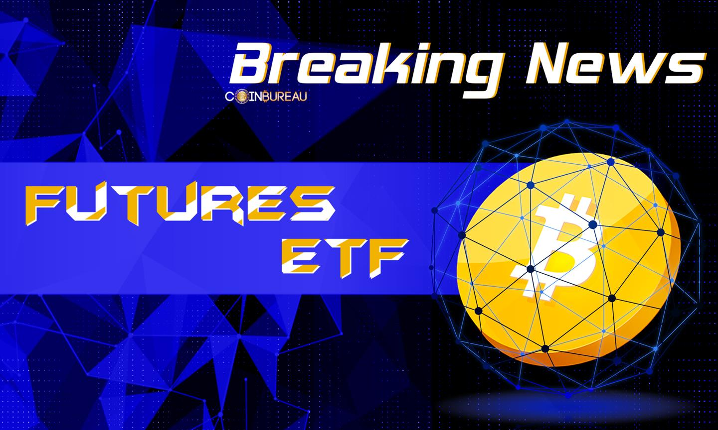 New Bitcoin Futures ETF Becomes Second Most Traded Fund Of All Time